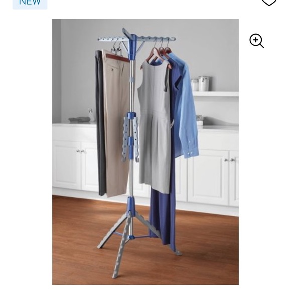 MAINSTAYS CLOTHING RACK